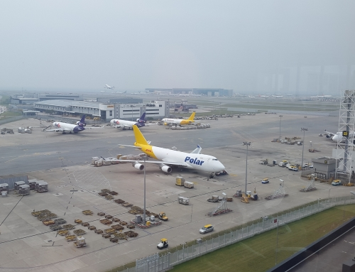 HKIA Midfield Concourse Works