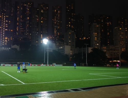 Happy Valley Football Pitch