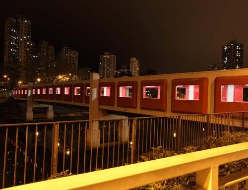 NF174 Tuen Mun Red Bridge
